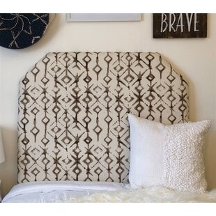 Hooley Beveled Twin/Twin XL Upholstered Panel Headboard