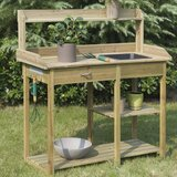 Jackson Fir Potting Bench