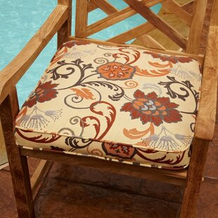 Mozaic Company Indoor/Outdoor Sunbrella Dining Chair Cushion
