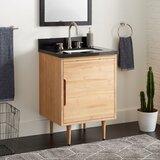 Bivins 25 Single Bathroom Vanity Set by Signature Hardware