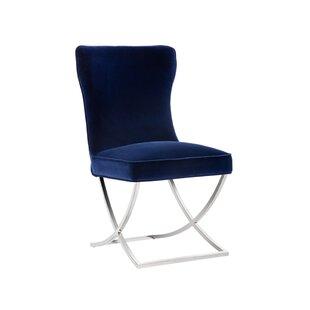 Sunpan Modern Club Rivoli Upholstered Dining Chair (Set of 2)