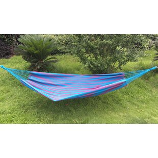 Cotton and Polyester Camping Hammock