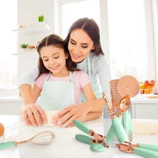 Blue Green Cooking Utensils You Ll Love In 2021 Wayfair
