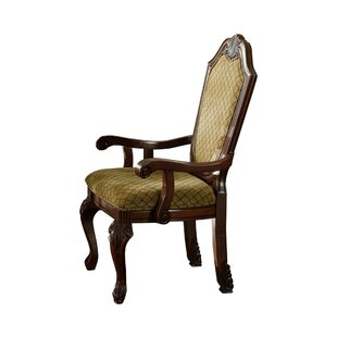 Barrview Traditional Upholstered Dining C..