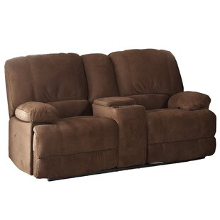 AC Pacific Kevin Living Room Reclining Loveseat