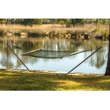 Biscayne Rope Double Tree Hammock