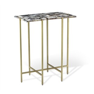 Leonie End Table by Interlude