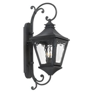 Rebecca 2-Light Outdoor Wall Lantern by F..