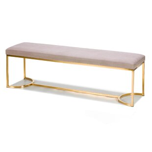 Everly Quinn Koda Upholstered Bench
