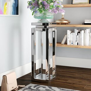 Brackenmore Pedestal End Table