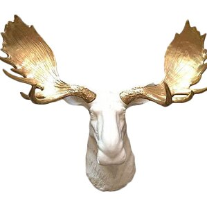 Moose Wall Decor moose outdoor decor | wayfair