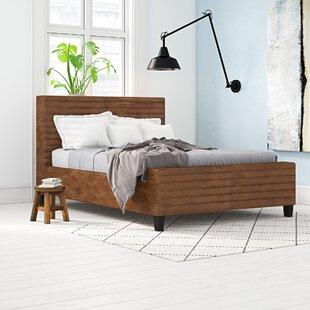 Shrub Steppe Upholstered Bed Frame By Red Barrel Studio