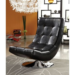 Shop for Mahle Swivel Lounge Chair by Wrought Studio Reviews (2019) & Buyer's Guide