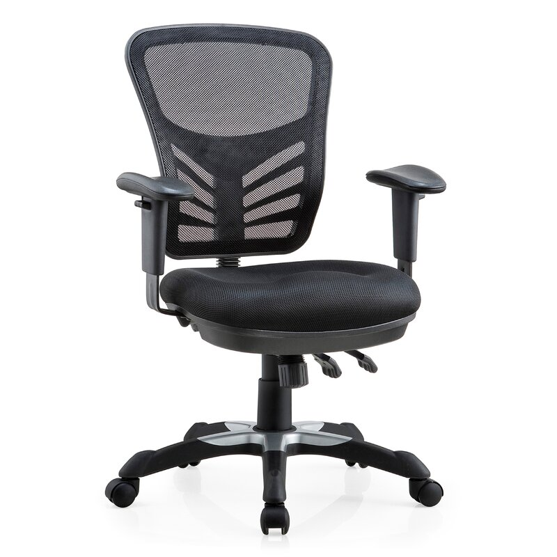 Anik Mesh Desk Chair Latitude Run Anik