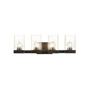 Ebern Designs Karson 4-Light Vanity Light