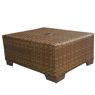Panama Jack Outdoor St Barths Coffee Table