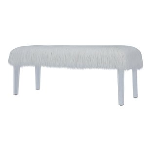 Kuhn Upholstered Bench by Mercer41 Great Reviews