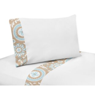 Shop Hayden Cotton Sheet Set By Sweet Jojo Designs