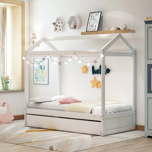 Abbingt Twin Standard Bed with Trundle by Isabelle amp Max