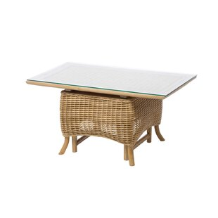Review Burdette Adjustable Coffee Table