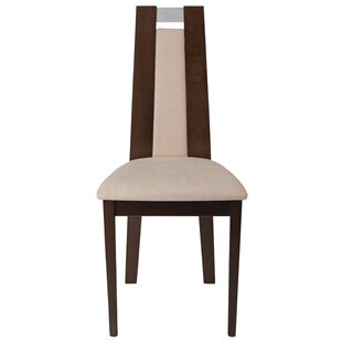 Mcbean Curved Upholstered Dining Chair