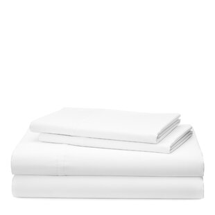 Spencer Solid 475 Thread Count 100% Cotton Sheet Set