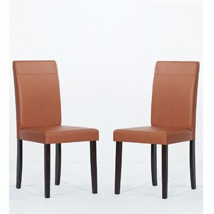 Warehouse of Tiffany High-Back Parsons Chair (Set of 4)