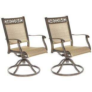 Patio Swivel Chair