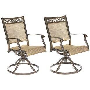 Patio Swivel Chair