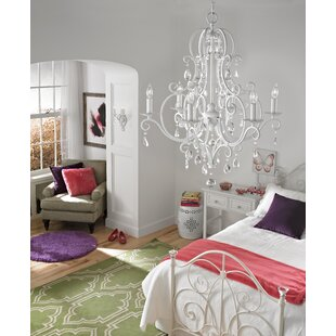 House of Hampton Esse 8-Light Candle Style Chandelier
