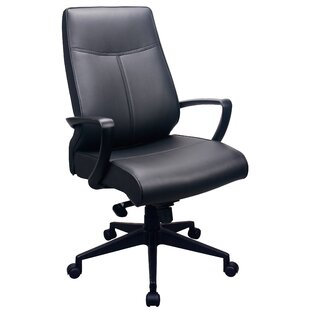 Tempur-Pedic Leather Executive Chair