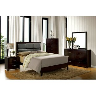 Kinzie Panel Configurable Bedroom Set