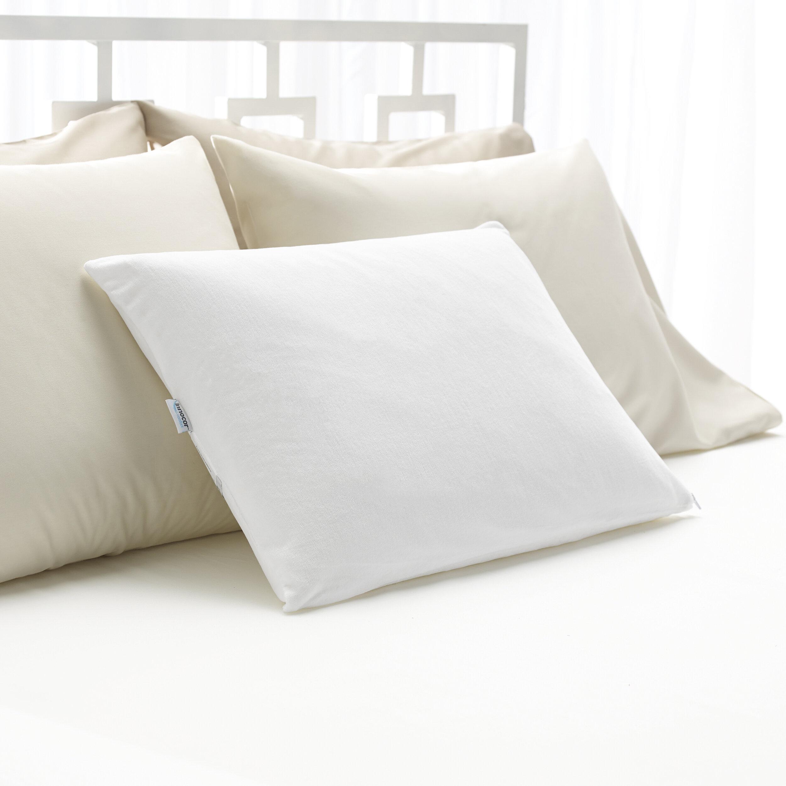 Sleep Innovations Queen Memory Foam Classic Pillow by Sleep Innovations