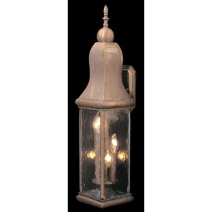 Online Reviews Marquis 3-Light Outdoor Wall Lantern By Framburg