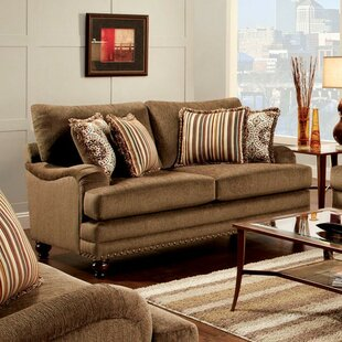 Haywa Loveseat by Darby Home Co