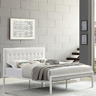 Millie Upholstered Platform Bed By Modway