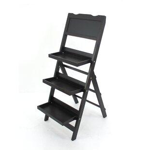 Teton Home Ladder Bookcase