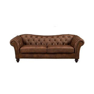 Tayla Craft Leather Sofa