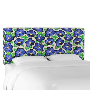 Top Reviews Williford Upholstered Panel Headboard by Red Barrel Studio