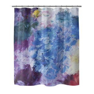 Froelich Single Shower Curtain by Ivy Bronx Modern