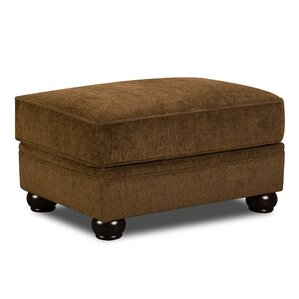 Simmons Upholstery Stuart Ottoman by Red Bar..