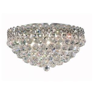 Zoila 6-Light Crystal Chandelier