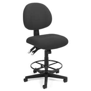 OFM 24 Hour Mid-Back Drafting Chair