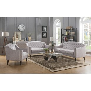 Inexpensive Ediline Configurable Living Room Set by House of Hampton Reviews (2019) & Buyer's Guide