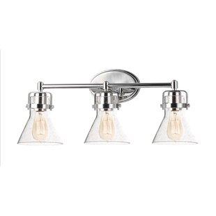 Nicastro 3-Light Vanity Light By Williston Forge