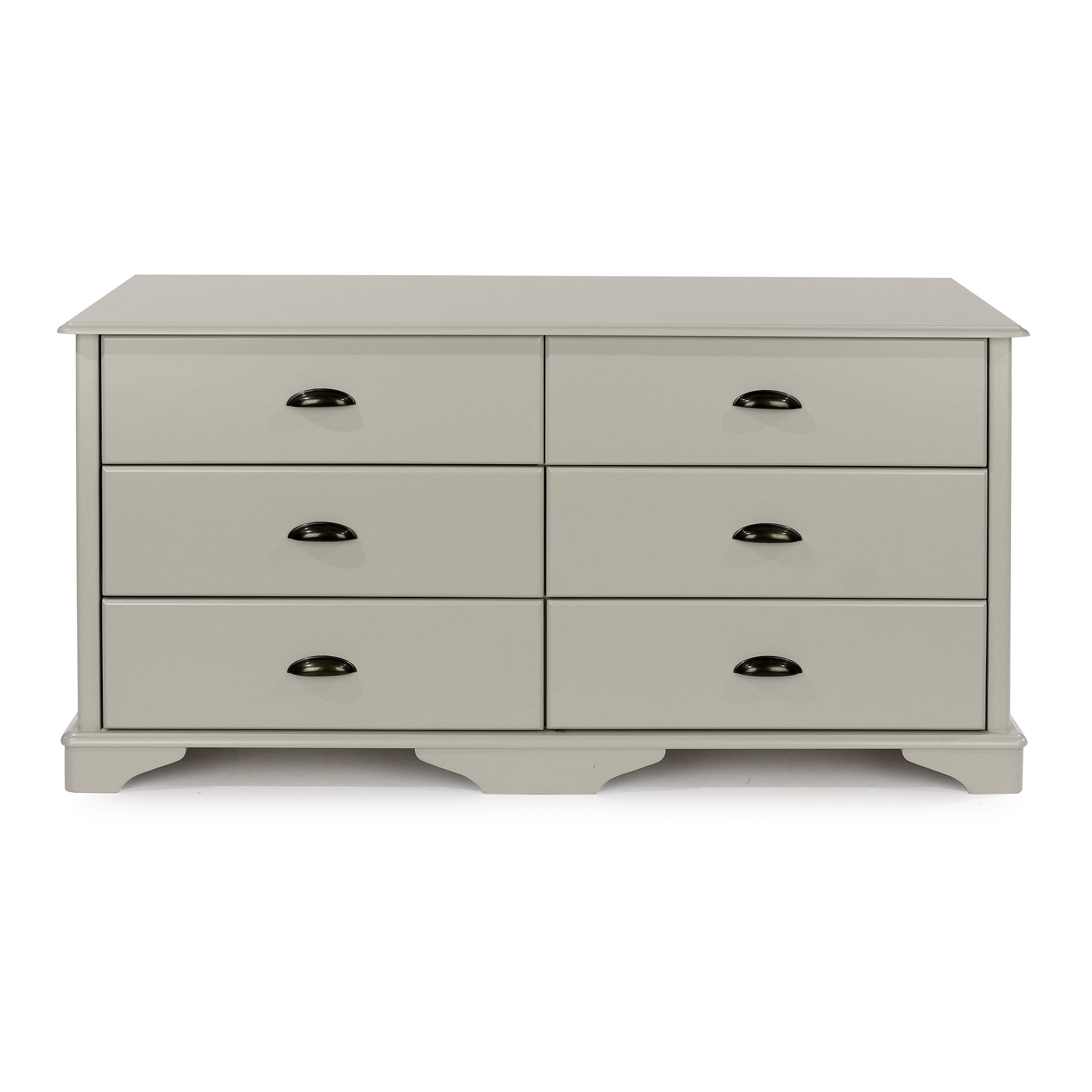 Brambly Cottage Bayne 6 Drawer Chest Wayfair Co Uk