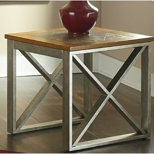 Fitch End Table by Williston Forge