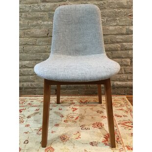 Ryann Mid-Century Upholstered Dining Chair (Set of 2)
