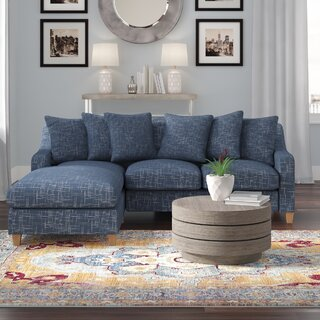 Alessandra Left Hand Facing Sectional by Modern Rustic Interiors SKU:AD936944 Buy