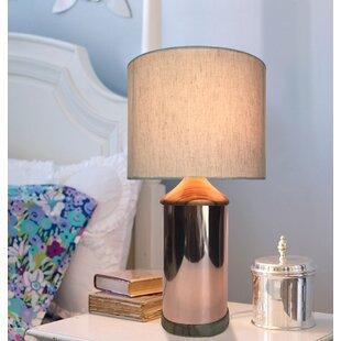 NU Steel 17.75'' Table Lamp